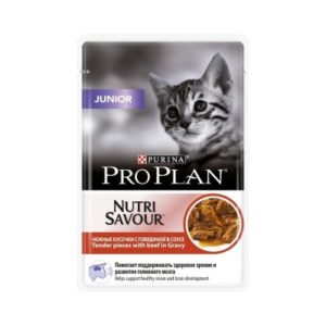 Purina Pro Plan Nutri Savour Junior