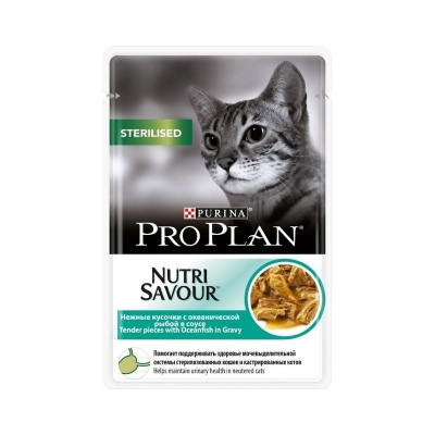 Purina Pro Plan Sterilised Nutri Savour