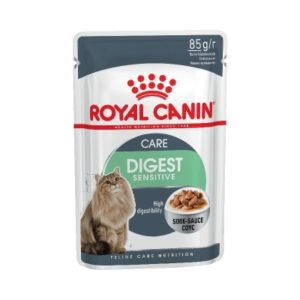 Royal Canin Feline Health Nutrition Wet Digest Sensitive
