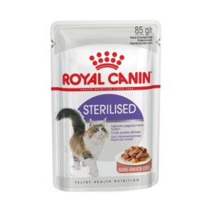 Royal Canin Feline Health Nutrition Wet Sterilised