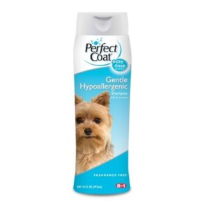 8 IN 1 PERFECT COAT HYPOALLERGENIC SHAMPOO