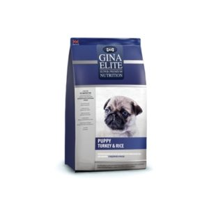 GINA Puppy Elite Turkey&Rice