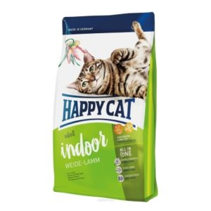 Happy Cat Adult Пастбищный Ягненок (4 кг)