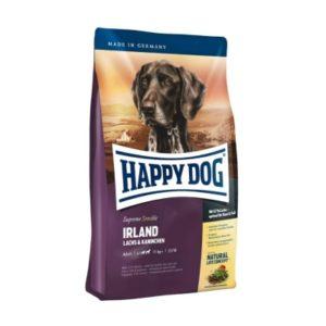 Happy Dog для собак Суприм Ирландия лосось/кролик (12,5 кг)