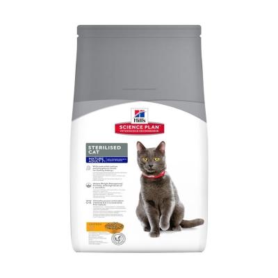 Hill's Science Plan Feline Mature Neutered Cat (3,5 кг)