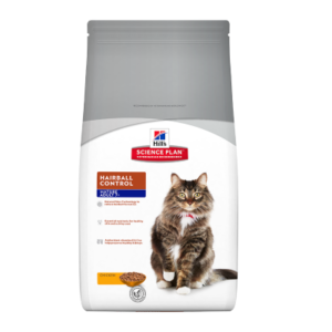 Hill's Science Plan Hairball Control Mature (1,5 кг)