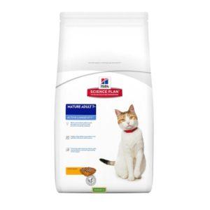 Hill's для кошек курица Mature Adult 7+ Active Longevity Chicken (2 кг)