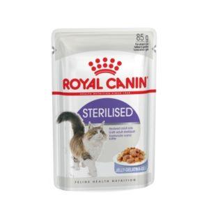 Royal Canin Sterilised кусочки в желе (85 г)
