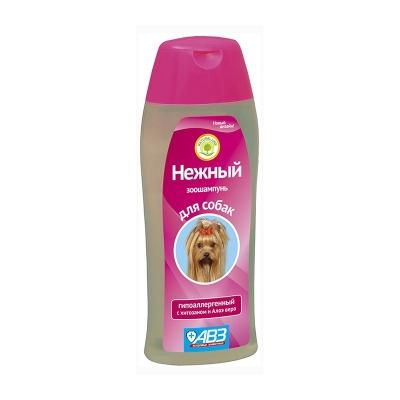 Шампунь АВЗ Нежный гипоаллергенный для собак (270 мл)