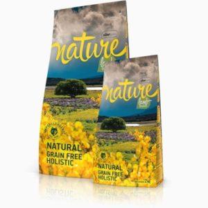 Nature LAMB для взрослых собак разных пород (2 кг)