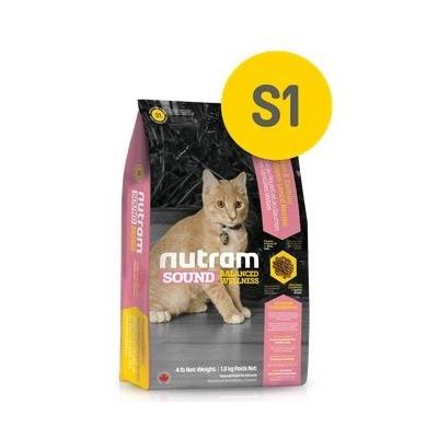S1 Nutram Sound Balanced Wellness Kitten Food - Сухой Корм Для Котят