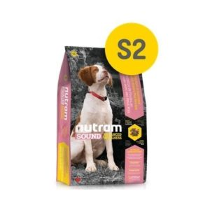 S2 Nutram Sound Puppy - Сухой Корм Для Щенков