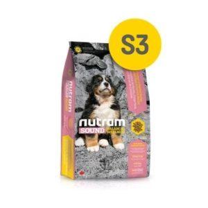 S3 Nutram Sound Large Breed Puppy - Сухой Корм Для Щенков Крупных Пород