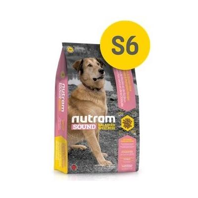 S6 Nutram Sound Adult Dog - Сухой Корм Для Взрослых Собак