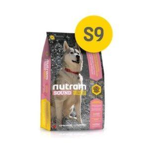 S9 Nutram Sound Adult Dog - Lamb Recipe - Сухой Корм Для Собак Из Мяса Ягненка