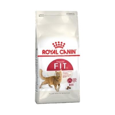 Корм Royal Canin Fit 32 для кошек, бывающих на улице