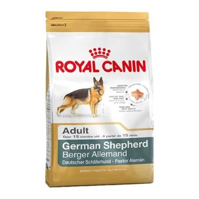 Royal Canin Сухой Корм Для Взрослых Собак Породы Немецкая Овчарка German Shepherd 24 Adult